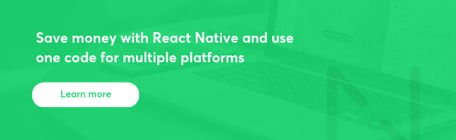 When React Native is not a Good Choice for a Mobile Application