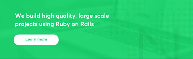 Ruby on Rails in Machine Learning – Yay or Nay? | Netguru