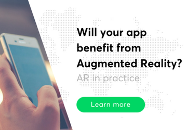 Augmented Reality on Mobile Devices with an App Tutorial for