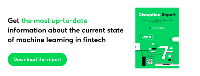 state of machine learnring in fintech report