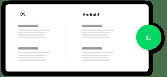how to split categories visualisation