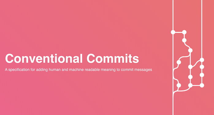 conventional commits