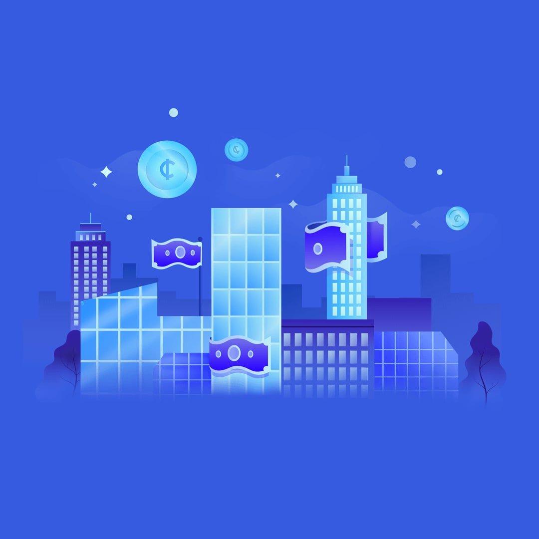 Moonfare - website developed by Netguru