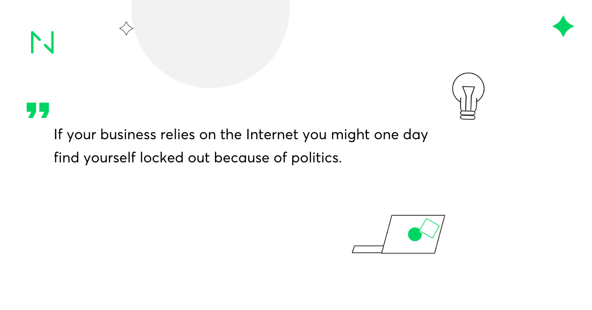 Wojciech Orliński about the Splinternet