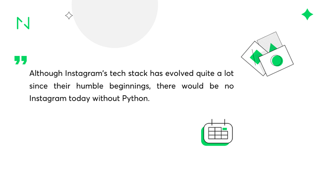8 Top Python App Examples from Top-notch Companies