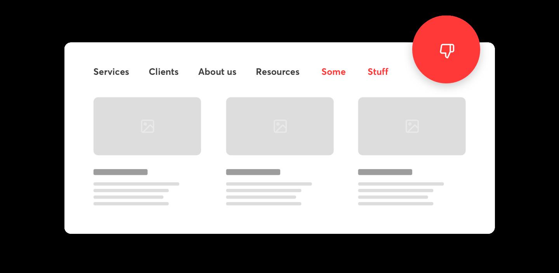 10 Tips To Improve Website Navigation Using Ux Netguru Blog On Product Design