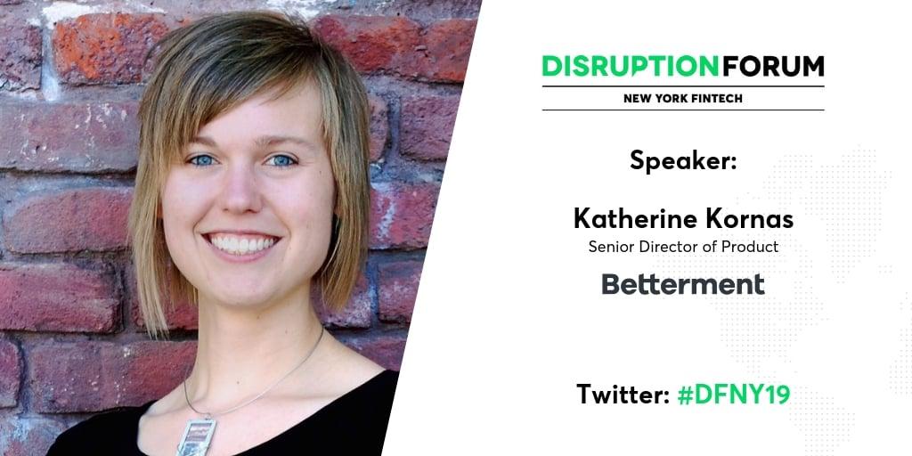 fintech event Katherine Kornas Betterment
