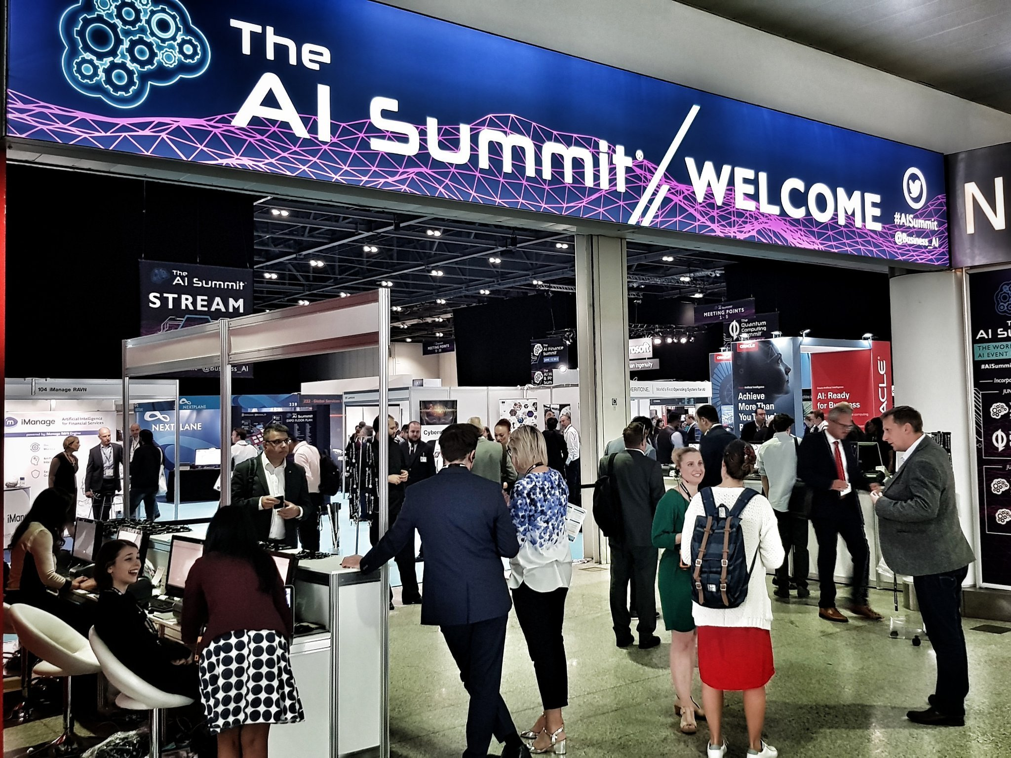 AI Summit new york