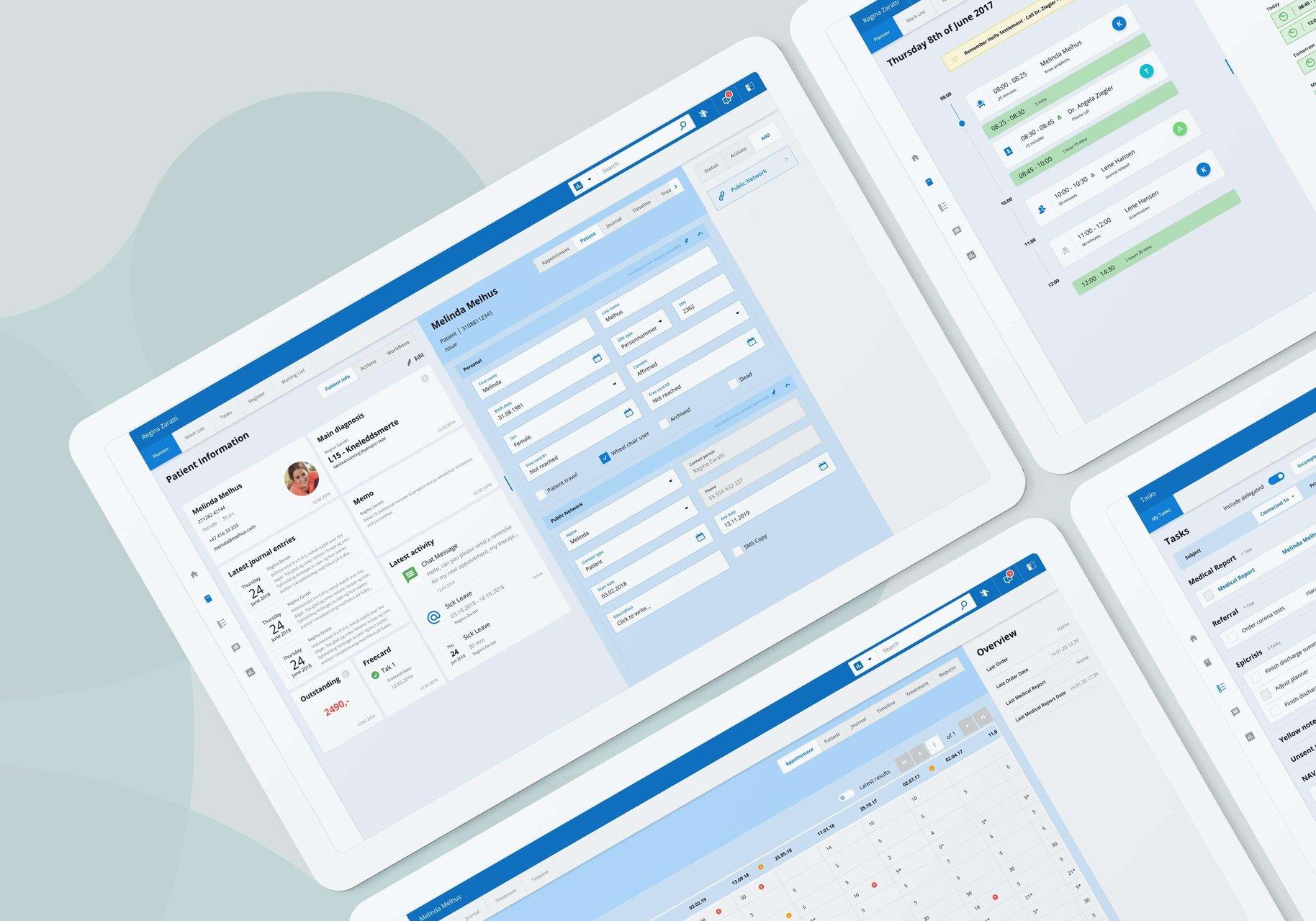 ASPIT - app developed in React.js
