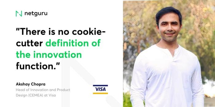 Akshay Chopra on Innovation