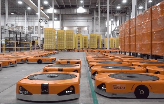 Amazon_warehouse-robot