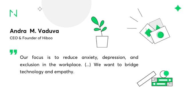 Andra M. Vaduva 2nd quote