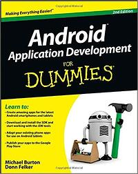 Android App Development for Dummies book