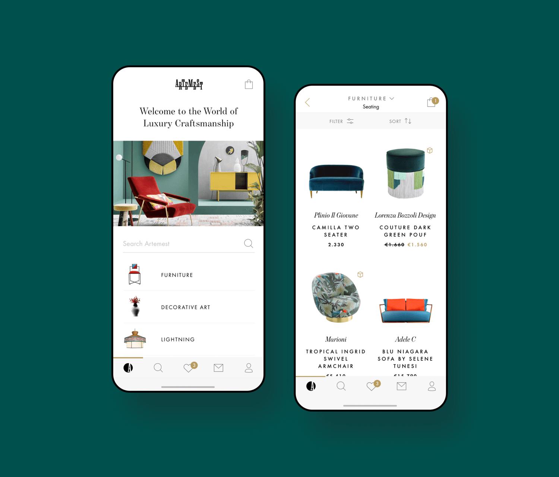 E-commerce retail app developed by Netguru