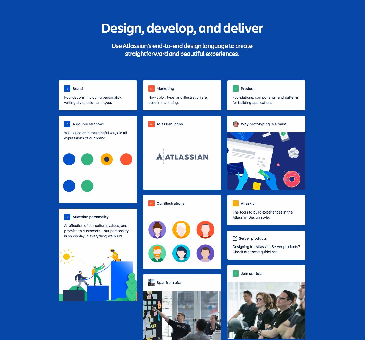 Atlassian Design System