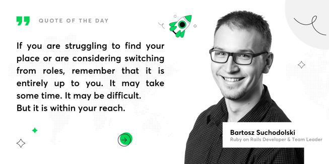 Bartek Success Story (RoR) Quote4