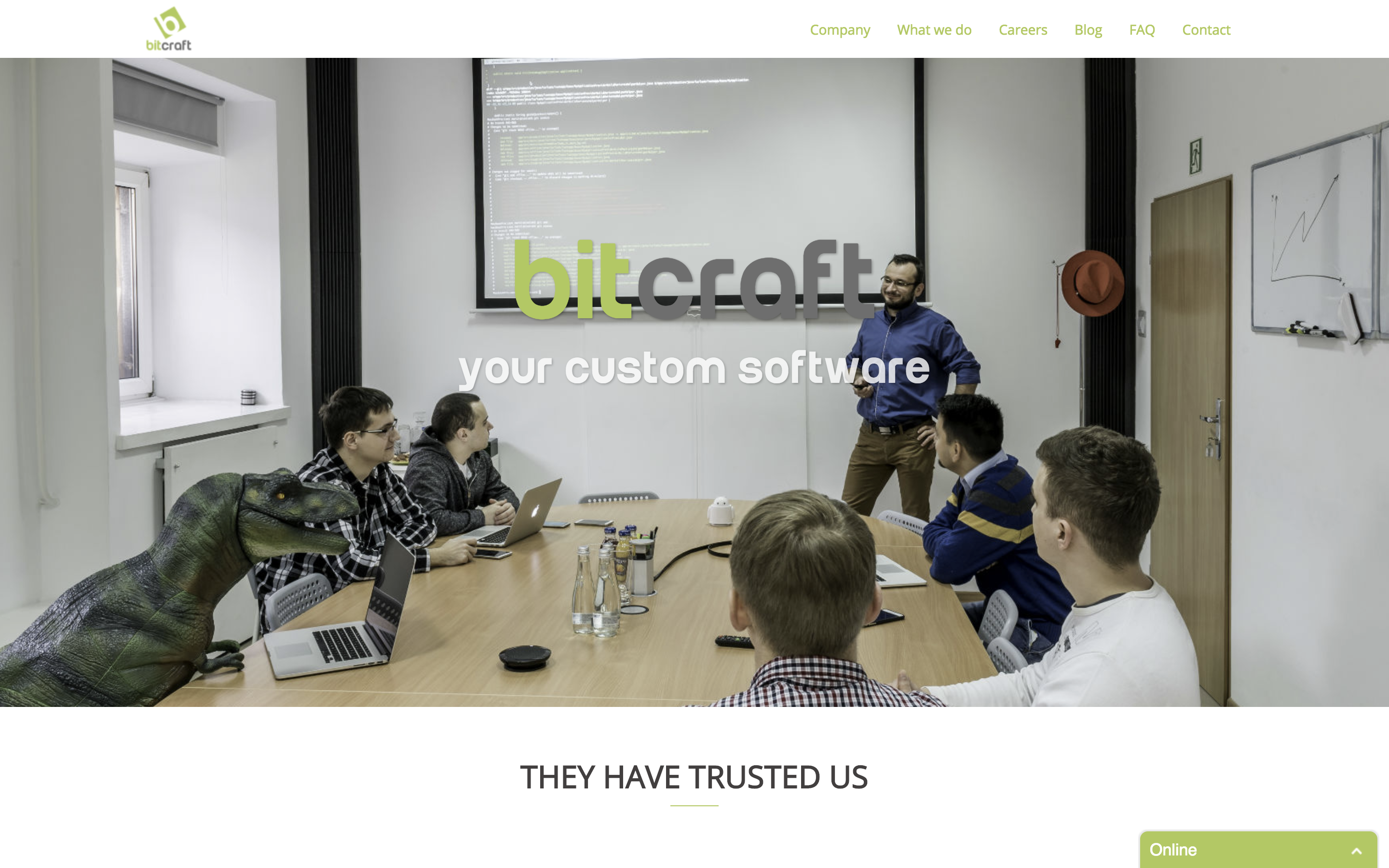 BitCraft | Creating innovative software since 2013 | We will help you build your next big thing. 2018-07-23 13-30-23
