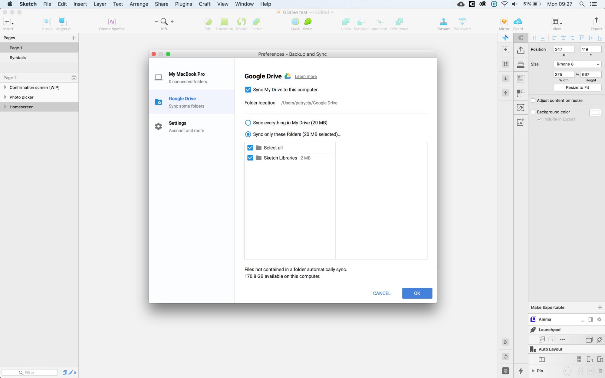 Tools for effective design collaboration in Sketch2