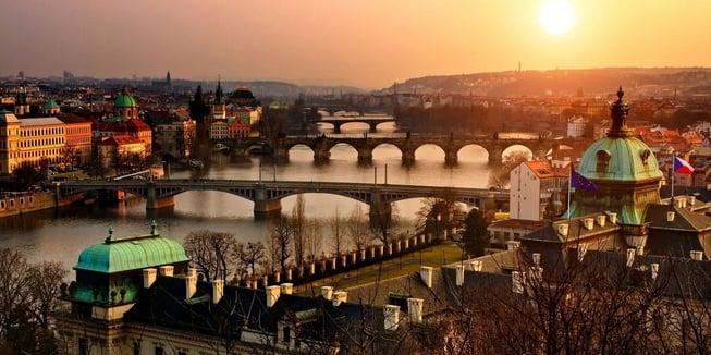 Prague tech startup hub