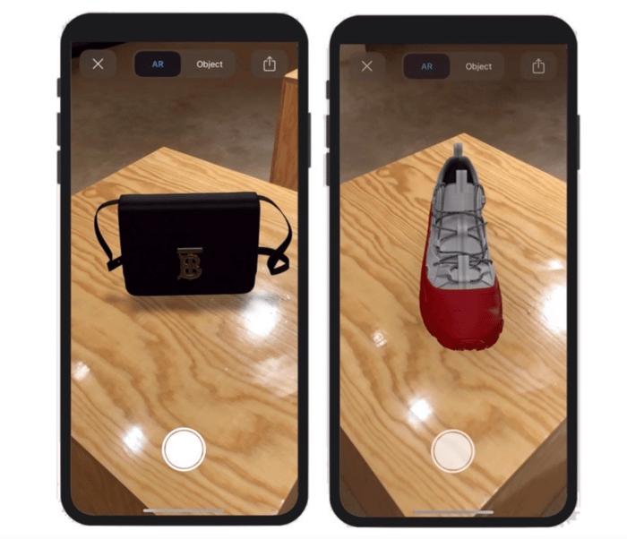 Burberry_AR_mobile_app