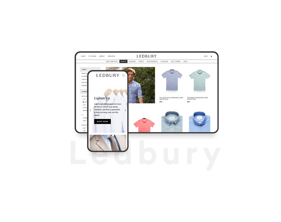 Ledbury - Brick-and-Mortar Retail App