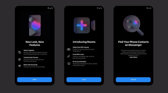 Codestories design of the issue – Messenger