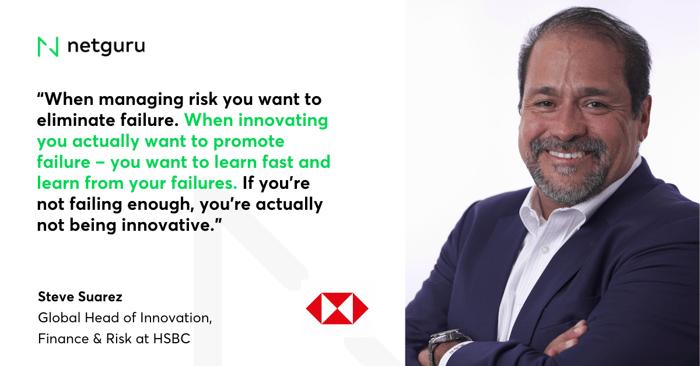 DF Innovation Labs Quote Steve Suarez