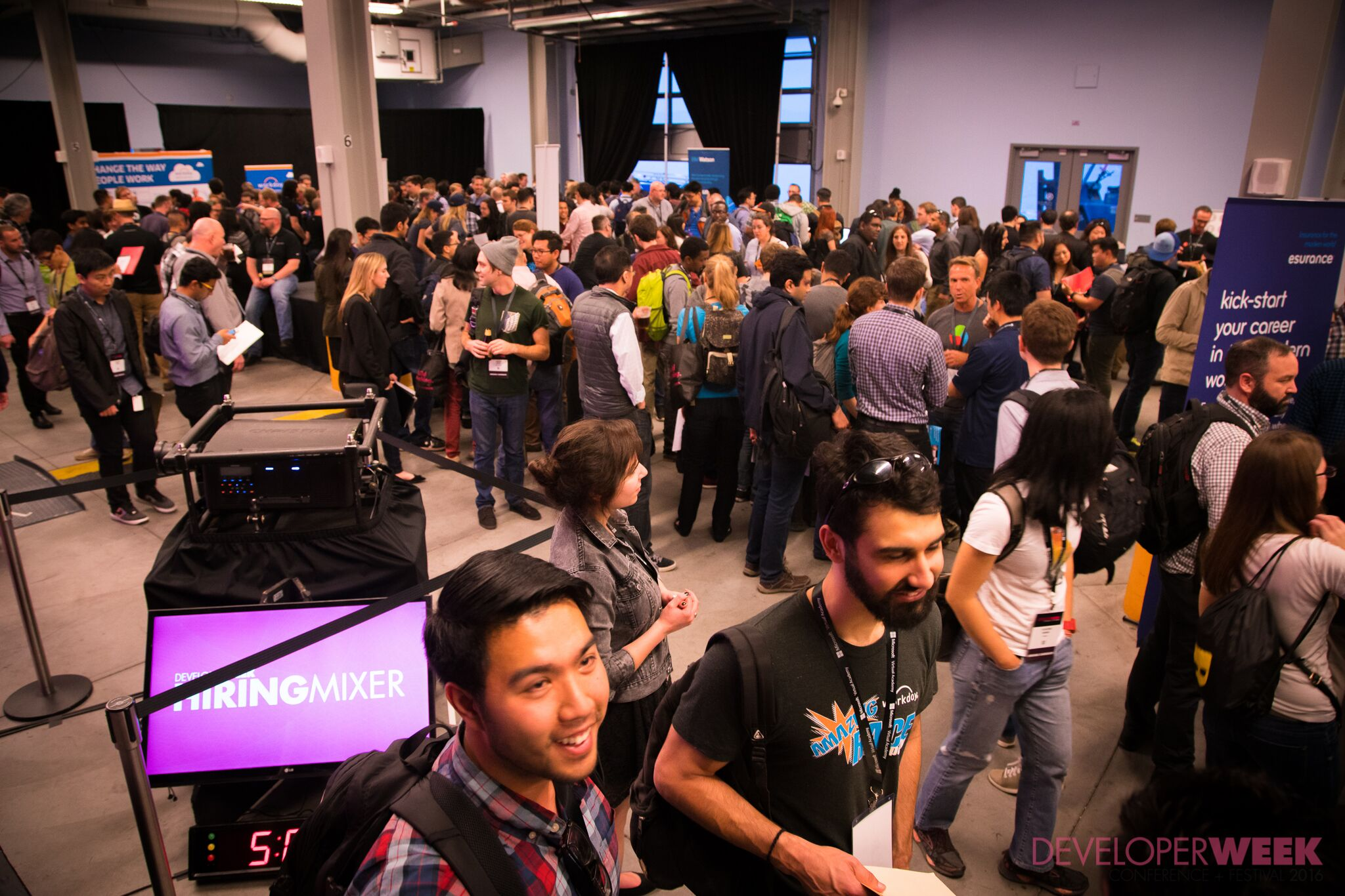 DeveloperWeek conference for developers NYC