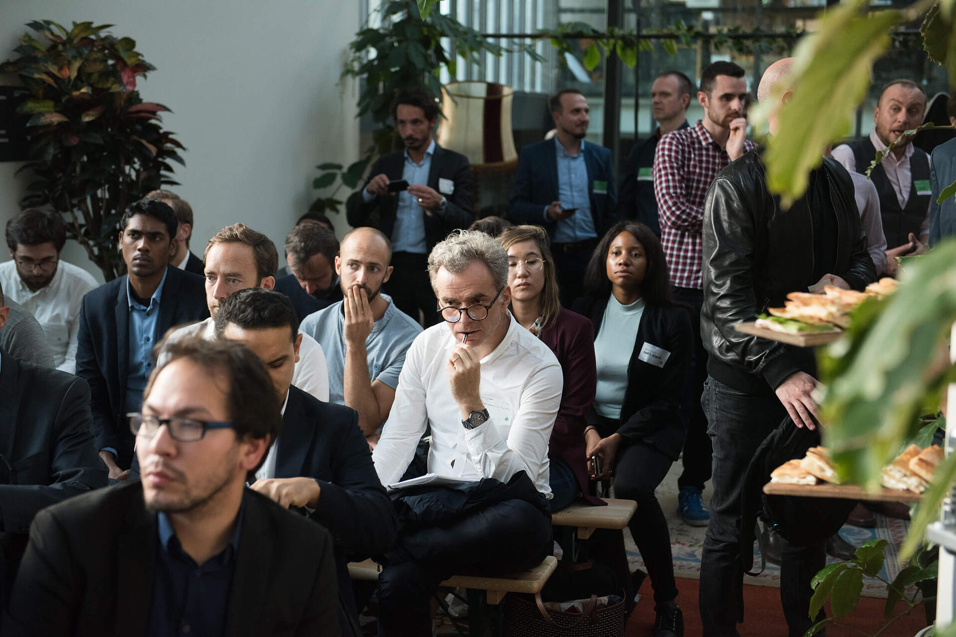 Disruption Forum events