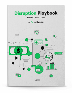Disruption Playbook Innovation cover