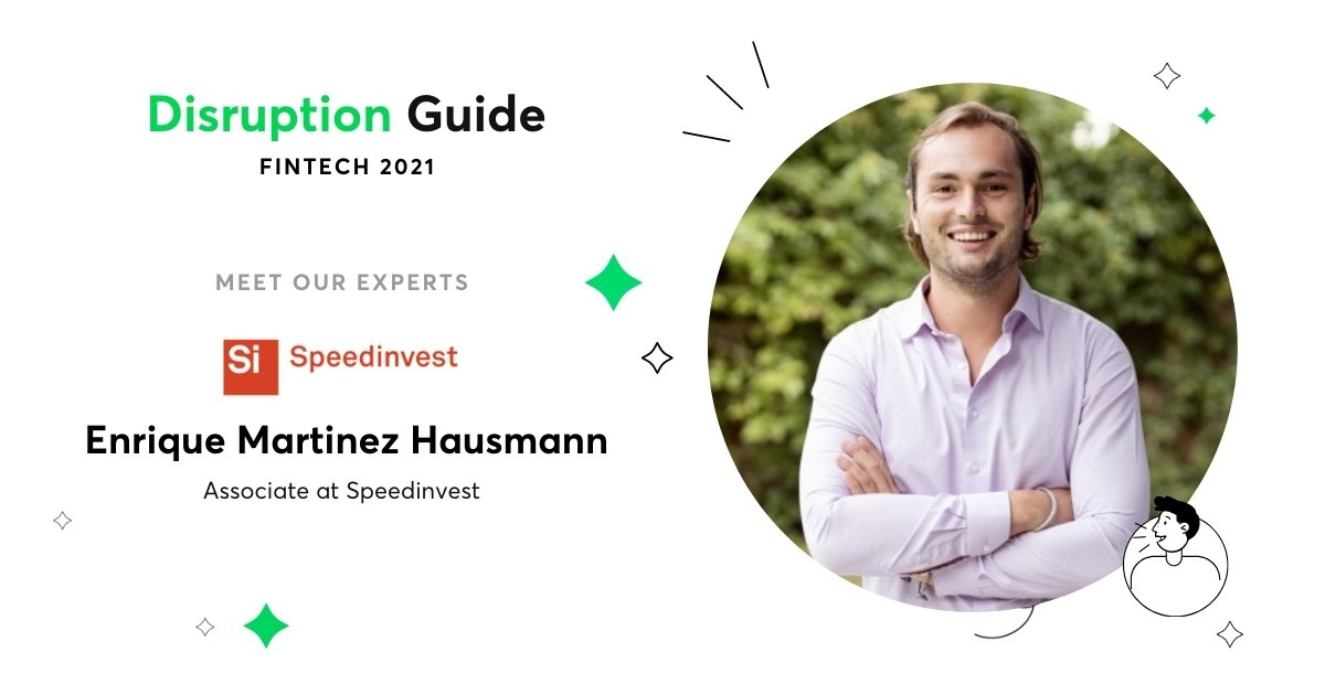 Enrique Martinez Hausmann Speedinvest
