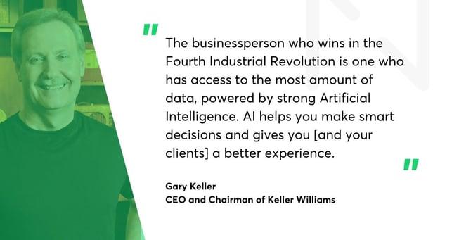 Gary Keller KW quote