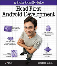Head First Android Development A Brain Friendly Guide