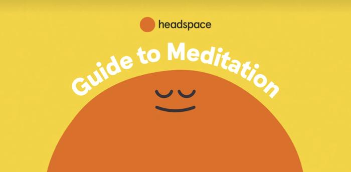 Headspace meditation app Netflix series