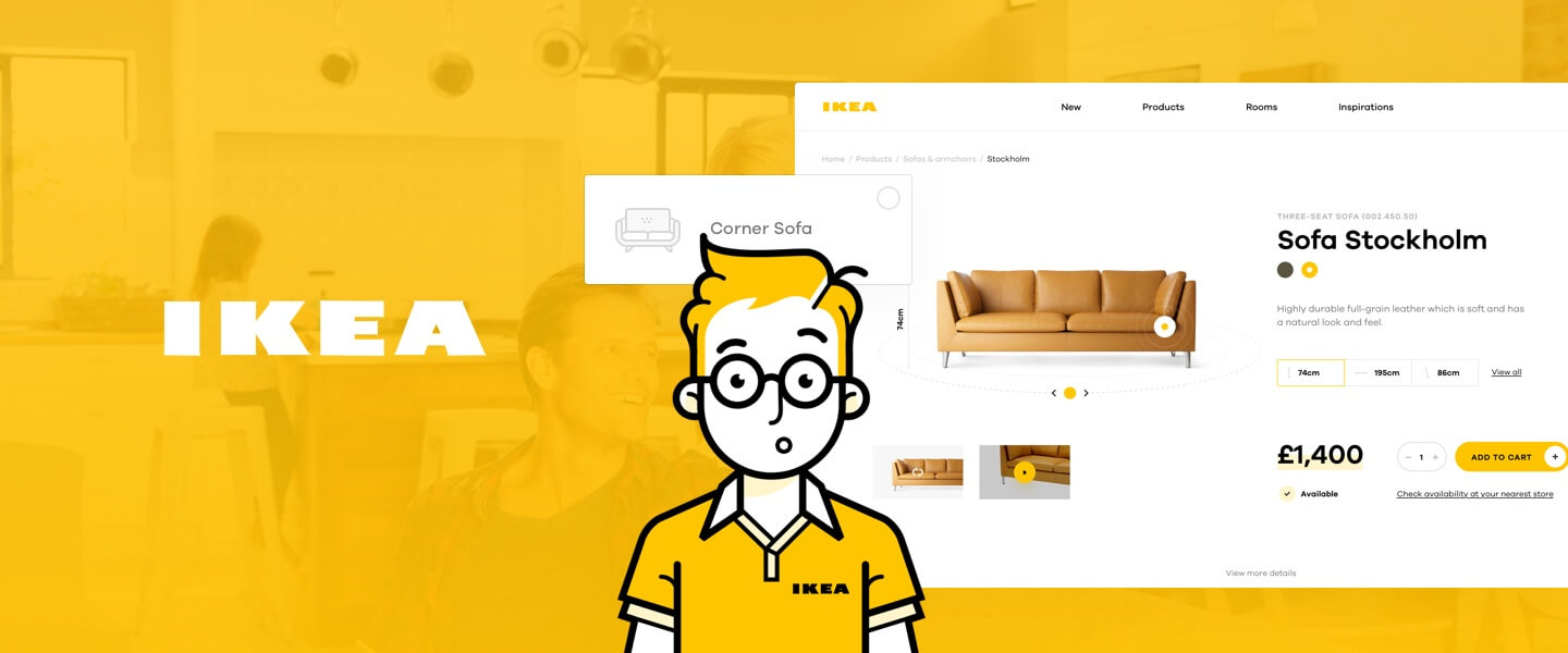 IKEA concept product