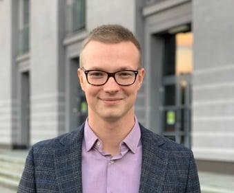 Wojciech Prażuch Machine Learning Engineer, Netguru
