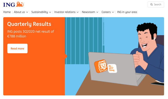 Ing group screenshot