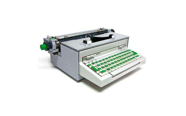 Praxis 48 typewriter