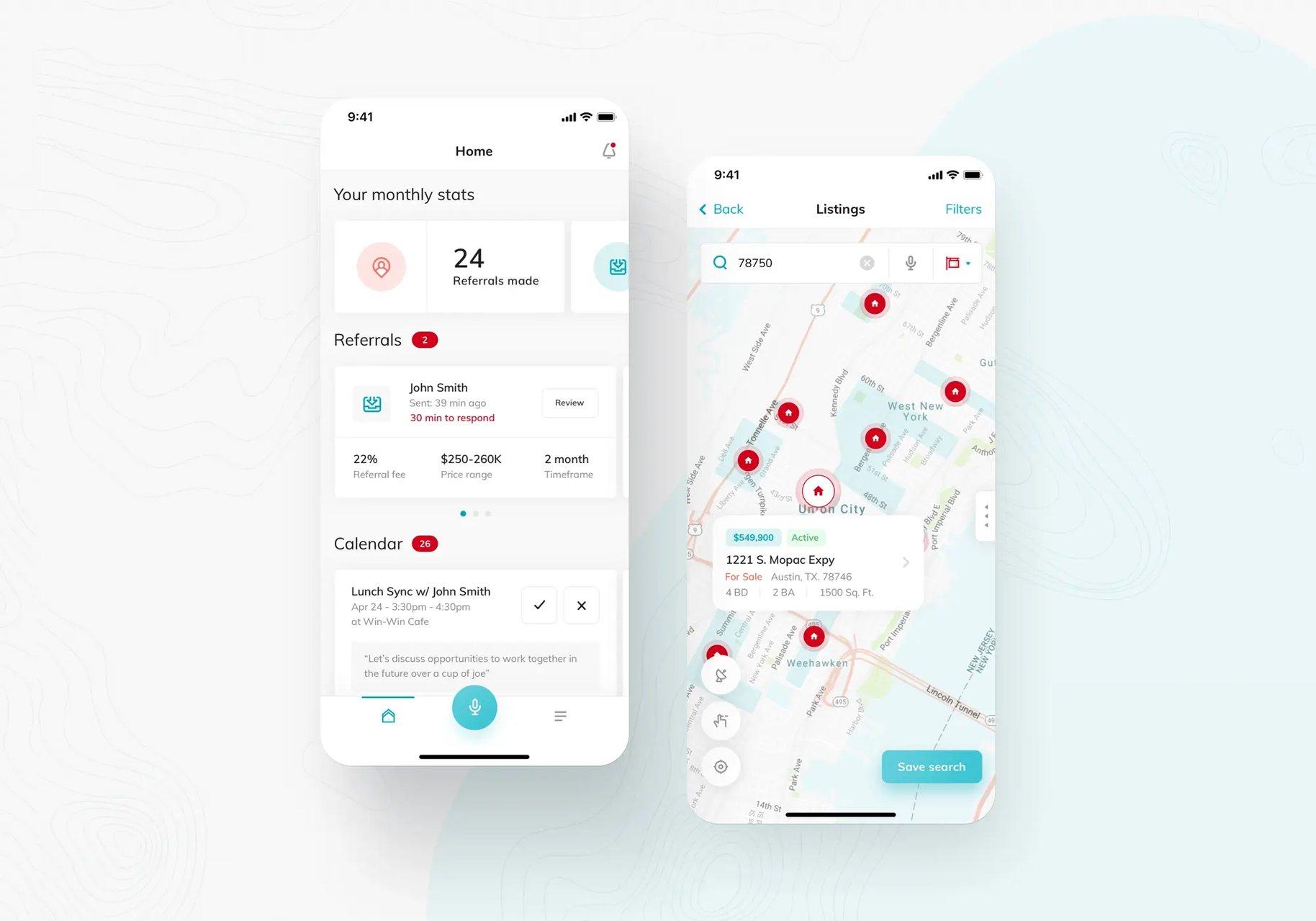 Keller Williams mobile app-1