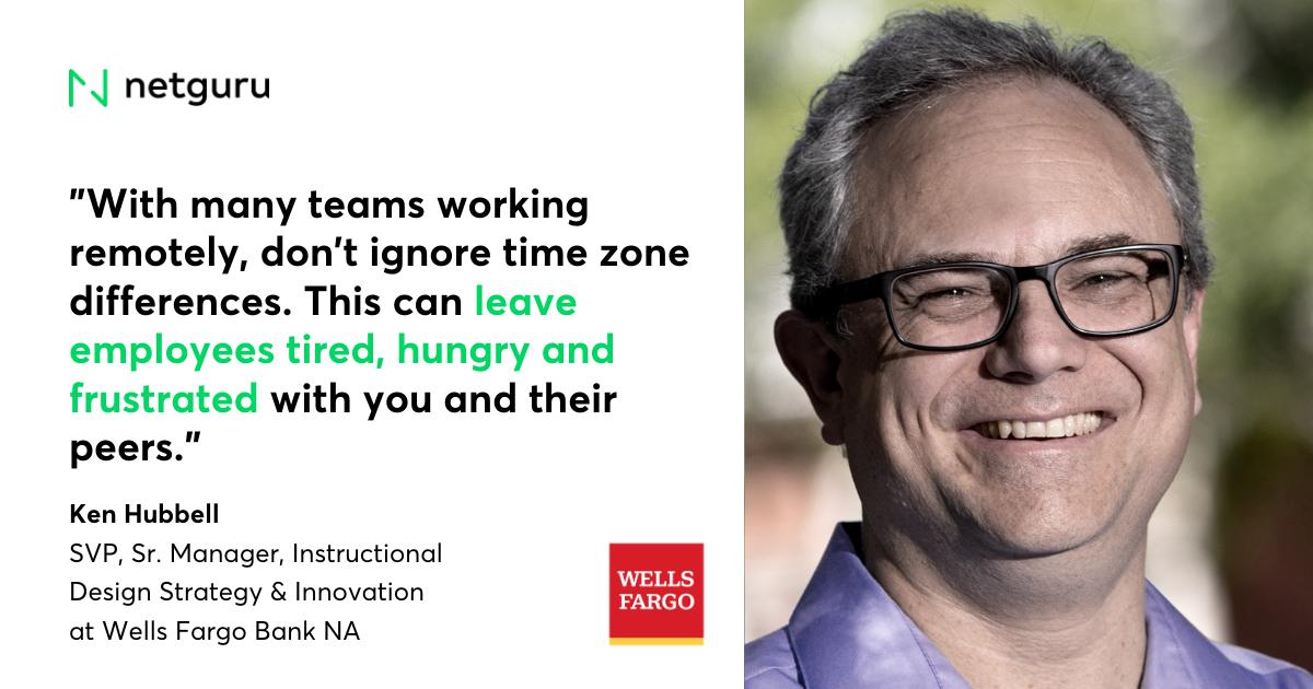 Ken Wells Fargo mistakes design managers make quote