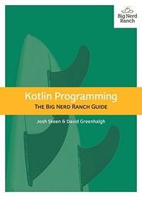 Kotlin Programming The Big Nerd Ranch Guide book