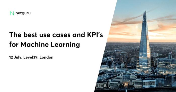 Machine Learning Workshops London Level39