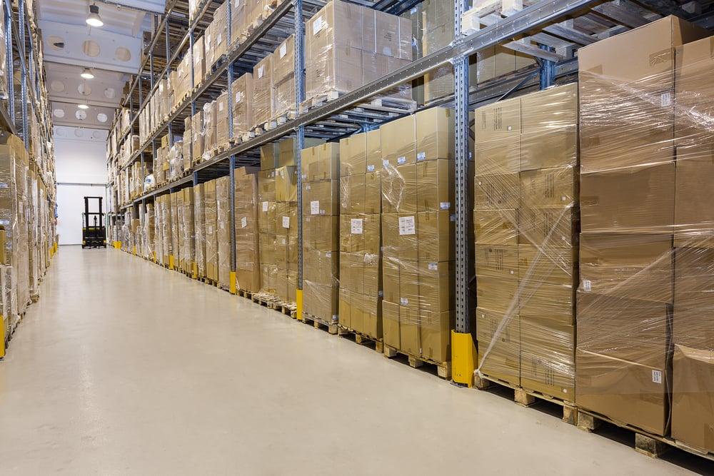Retail warehouse management