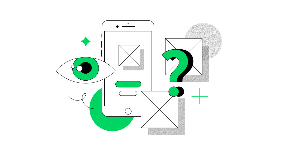 UX review methods illustration