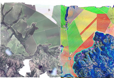 Multispectral vs hyperspectral imaging