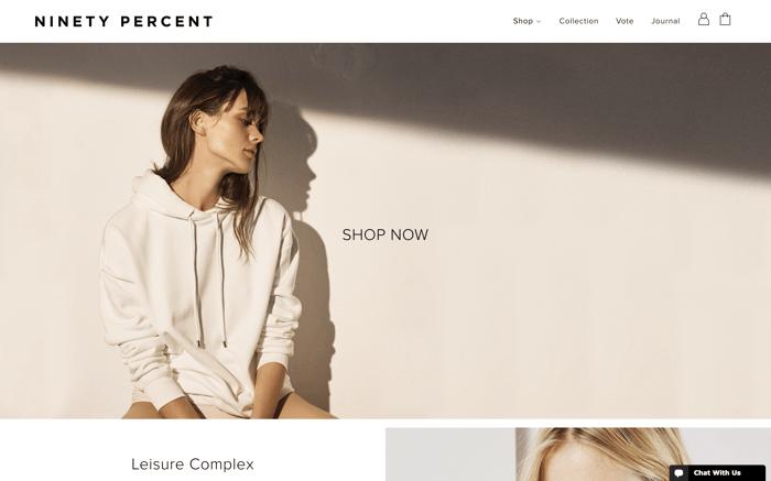 Ninety Percent - Dress Better 2018-02-06 11-47-13