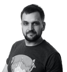 Dominik Oślizło Senior Discovery Consultant, Netguru