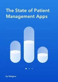 Patient Management Apps cover
