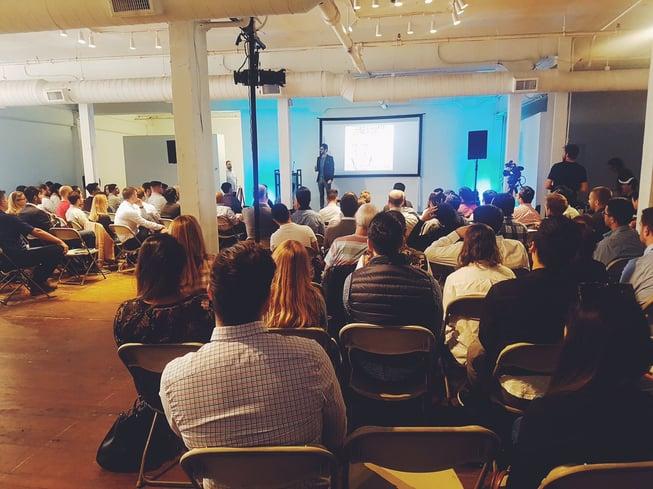 ProductCon NY event