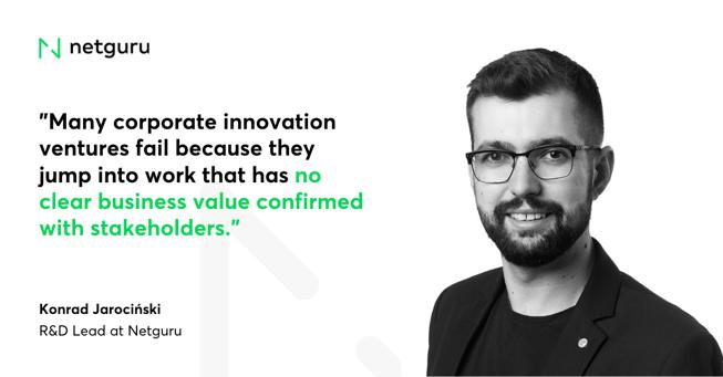 corporate innovation advice